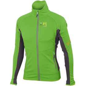 Karpos Pizzocco Fleece Men apple green/dark grey